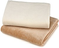 Organic Velour Changing Table Cover