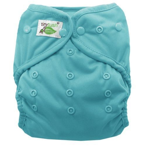 Tiny Tush One Size Diaper Cover Snap Ocean