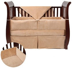 ABC Organic Crib Set