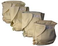 OsoCozy Organic Fitted Diaper
