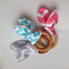 Group of 3 Chevron Teething Rings