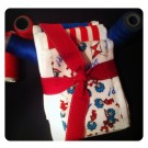 Dr Seuss burp cloth set