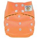 Tweedle Bug One Size Pocket Diaper Orange